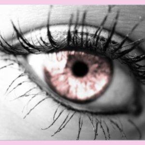 pink beauty eye by cuscus
