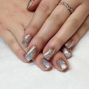 Antique Gold and Shimmer Silver additives