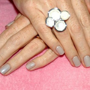 """Shellac in """"Cityscape"""" with """"Beau""""."""
