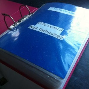 My ITEC Folder