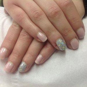 ACG glisten with rockstar ring finger