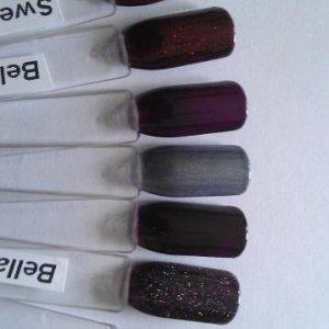 Colour pops