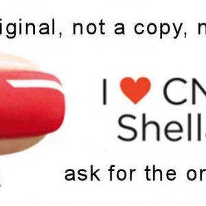 shellac .. nmot fake not a copy