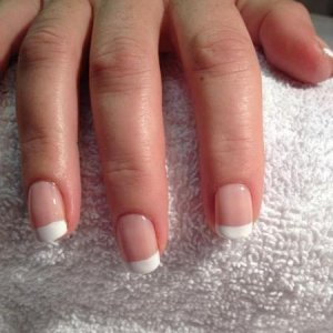file and french polish <3