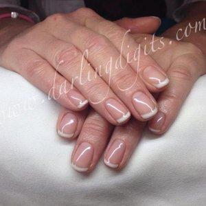 american manicure shellac