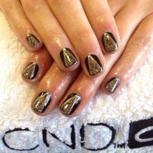 CND Shellac, Art Deco Inspired