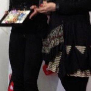 1st place for nail art showcase.- Dorota Palicka