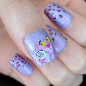 nail water stickers