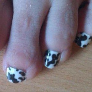 my moo toes