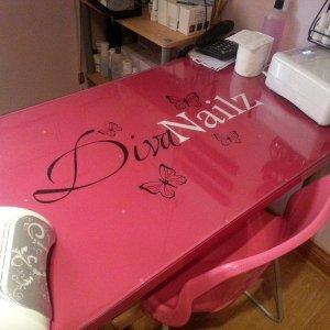 New desk :)