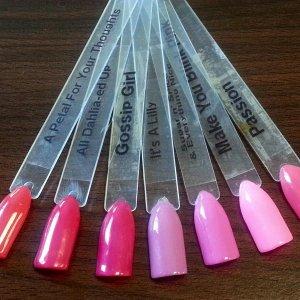 Gelish Pinks