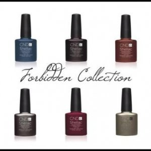Shellac Forbidden