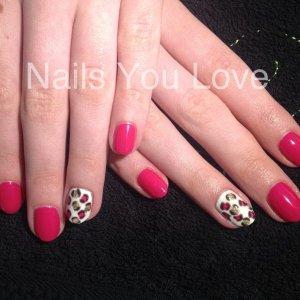 Gossip girl leopard