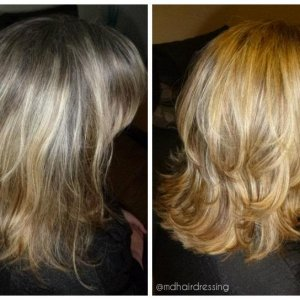 Before & After, Full Head Foils