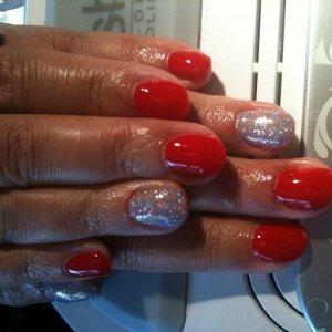 Nail bitters nails growing using gelish