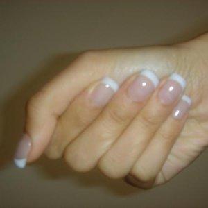 Pink & white Rebalance