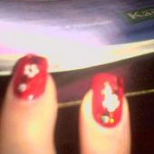 Oriental Nails.