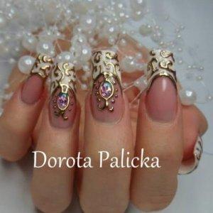 jeweller nail art
