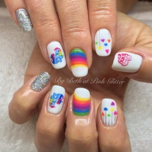 Something fun, My Little Pony nails