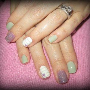 Mint Convertible, Lilac Longing & Cream Puff