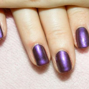 Shellac in Blackpool with Haute Pink additive