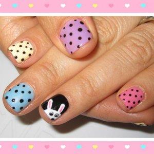 Shellac: Cute Easter design!