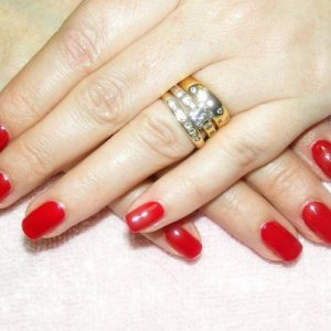 Shellac in Scarlet Letter
