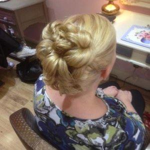 Another Hair up