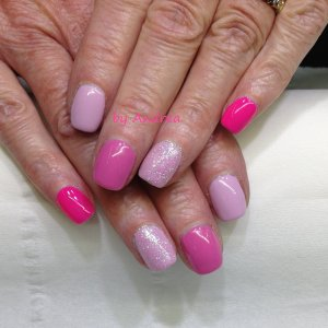 Shellac And I-lac Pink Combo Sg