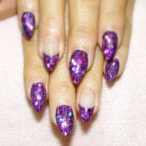 Custom glitter
