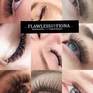 Eyelash extensions ❤️