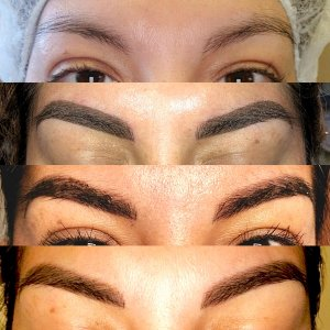 Microblading w/Ombré Shading