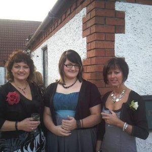 Left to Right - Me, my daughter Courtney (15) & mys SIL Sue - 11/10/08