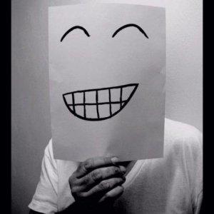 my happy face...