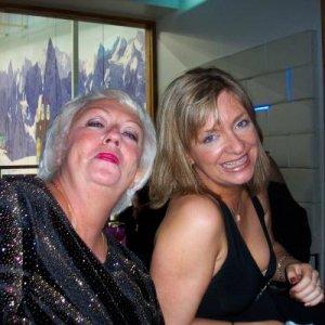 Adele and Lyndsay
