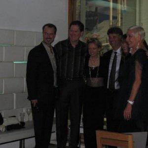 L to R Samuel, John Amanda, Jim, Samatha & Jan