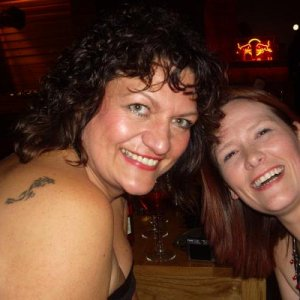 me and bev