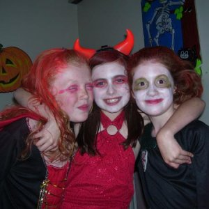 Three little 'ghouls' :)