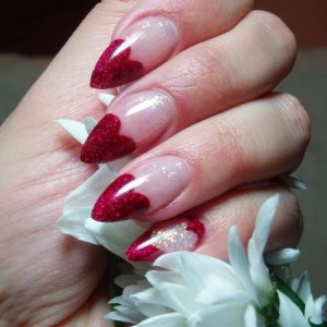 FrenchAcrylicNails 100% Sculptured