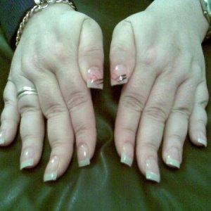 Holographic Pink Strand Glitter