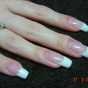 silk nail extensions