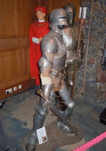 Click image for larger version.  Name:Joan of Arc costume armour.jpg Views:98 Size:113.8 KB ID:441140