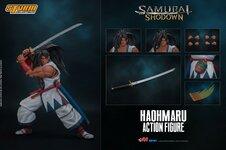 Click image for larger version.  Name:Samurai-Shodown-Haohmaru-Figure-010.jpg Views:0 Size:173.2 KB ID:486310