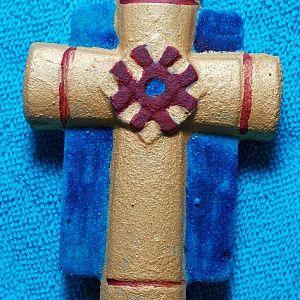 Easter Cross Bath Bomb