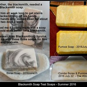 Blacksmith Soap