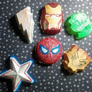 Avenger Bath Bombs