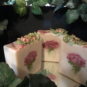 Secret Rose Swirl