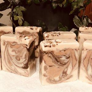 Oats & Honey soap