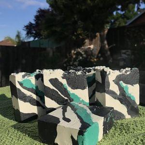SMF Challenge May 2019 Tiger Stripes Jstheidi