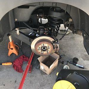 Gen 2 Black rear replacement